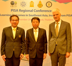 "PISA Regional Conference, ""Raising Learning Outcomes in Southeast Asia: Insights from PISA"", 29 November 2018"
