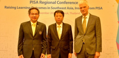"""PISA Regional Conference, """"Raising Learning Outcomes in Sout ..."""