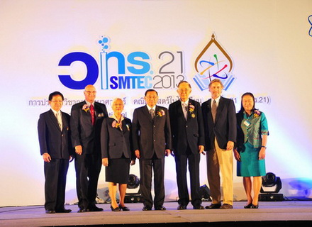 ISMTEC 2013, hosted by IPST, draws over 2,000 participants